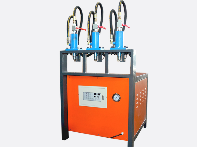 三工位液压冲孔机